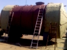 Резервуар 50м3 с изоляцией